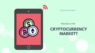 How big is the Cryptocurrency Market? (Click cc for Vietnamese, English, or Japanese sub)