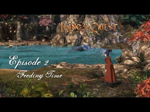 "King's Quest Walkthrough - Episode 2: ""Feeding Time"" - Gameplay - Let's Play - PC•720p•60fps"
