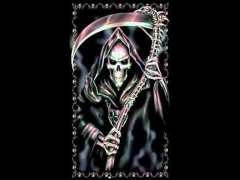 Grim reaper sings Game over fnaf 4 song