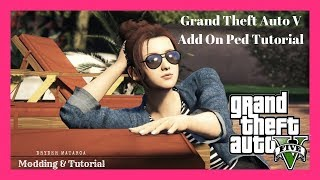Tutorial: How To Install Addonpeds & Peds Into Your GTAV PC Files #11