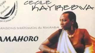 CECILE KAYIREBWA- Iwacu ( Audio)