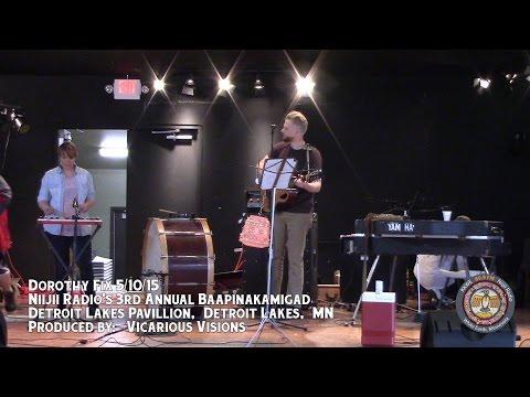 Dorothy Fix, Niijii Radio's 3rd Annual Baapinakamigad 5/10/15