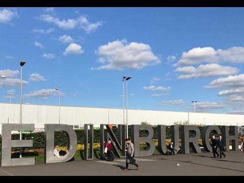 UK TRIP #5 EDINBURGH CASTLE, BRUNCH, NATIONAL MUSEUM OF SCOTLAND