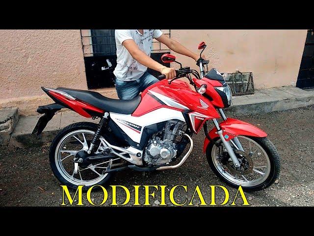 AS FAN E TITAN 160 MODIFICADA/PAULO ROBERTO DA POP 110I