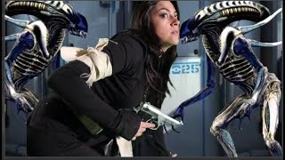 Uzayda 2 dakika - Amatör Bilim kurgu film - Kısa film