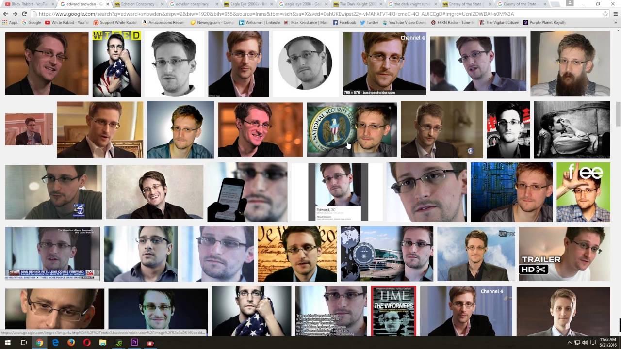 Edward Snowden's Echelon Conspiracy Movie