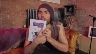 Russell Brand reading from his book The Pied Piper of Hamelin