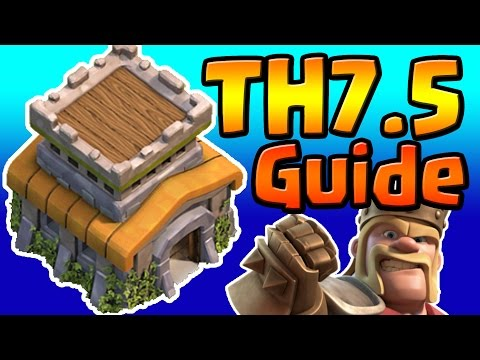 Clash of Clans: TH7.5 TH8 UPGRADE PRIORITY LIST & GUIDE (January 2017) ULTIMATE!!!
