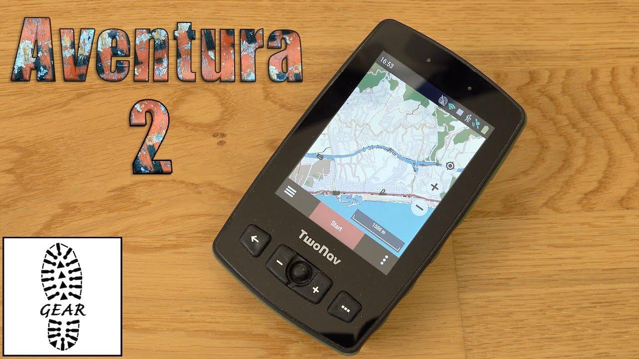 "GPS-Gerät ""Aventura 2"" von TwoNav"