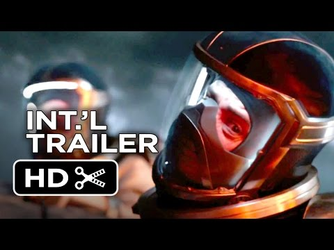 Fantastic Four Official International Teaser Trailer #1 (2015) - Miles Teller Movie HD