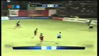 Chung ket U21 Vietnam - U21 Sydney: Chung kết U21 báo thanh niên 2013 ngày 23/10/2013