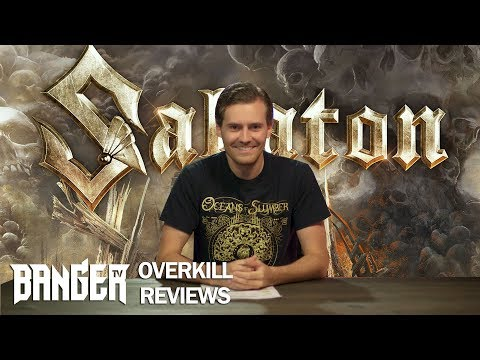 SABATON - The Great War Album Review | Overkill Reviews