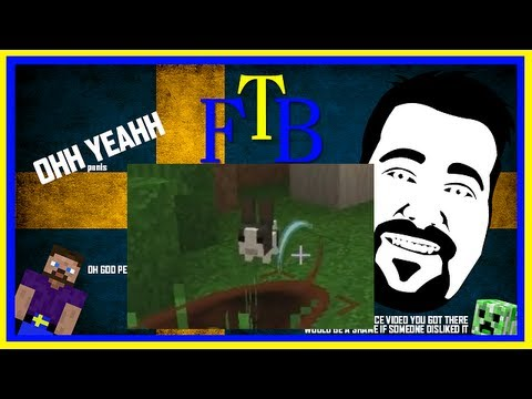 Mindcrack FTB S02 E94 Birds Bunny's Squirrels and Greek Temple
