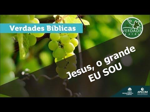 0643 - Jesus, o grande EU SOU