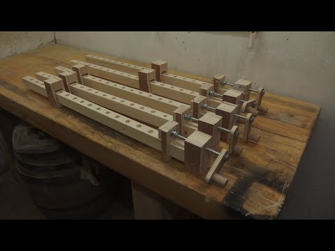 DIY Bar Clamps
