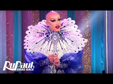 Sasha Velour Reveals Who Inspired Her Eyebrows BONUS Clip | RuPaul's Drag Race Season 9 Finale | VH1