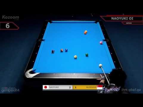 TOP 10 SHOTS World Pool 9-ball Championship 2015