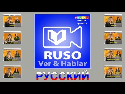 Aprender Ruso con SPEAKit.tv (54007)