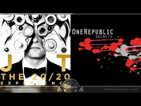 Justin Timberlake vs OneRepublic  Mirrors Mashup
