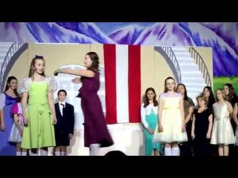 So Long, Farewell ... Sound of Music Benjamin Middle School 3/21/15