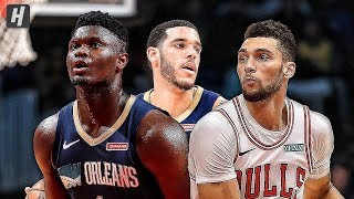 New Orleans Pelicans vs Chicago Bulls - Full Game Highlights | October 9, 2019 | 2019 NBA Preseason