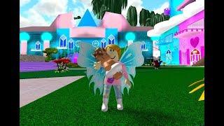 Roblox Enchantix High - Molly Adopts A Baby!