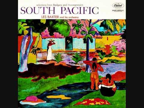 Les Baxter  South Pacific 1958  Full vinyl LP