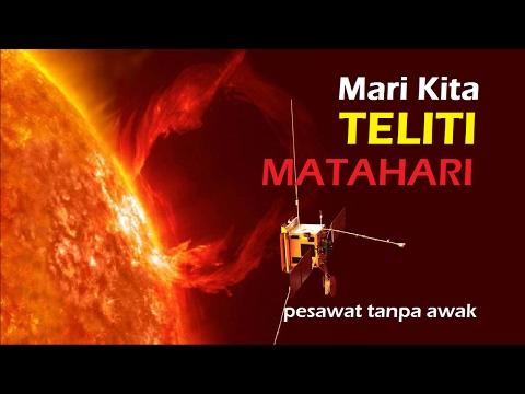 Seberapa Panaskah Suhu di Matahari ?