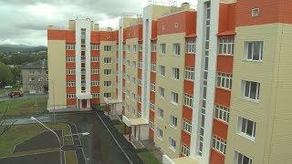 На Камчатке сдадут в эксплуатацию два сейсмостойких дома.