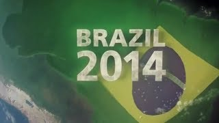 FIFA World Cup Brazil 2014 Promotional Video HD thumbnail