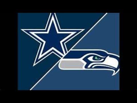 Dallas vs Seattle - Full Game - 4th Quarter - 10/12/2014