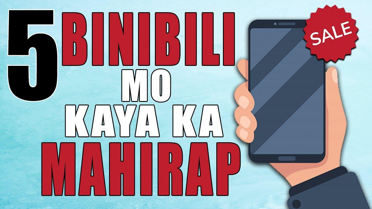 TIGILAN NA! 5 Binibili mo Kaya ka Naghihirap