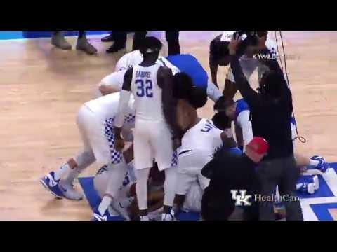 MBB: Kentucky 83, Vanderbilt 81