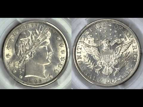 Barber Half Dollar: History And Facts - Barber Half Dollar - US Mint Series - Numismatics With Kenny