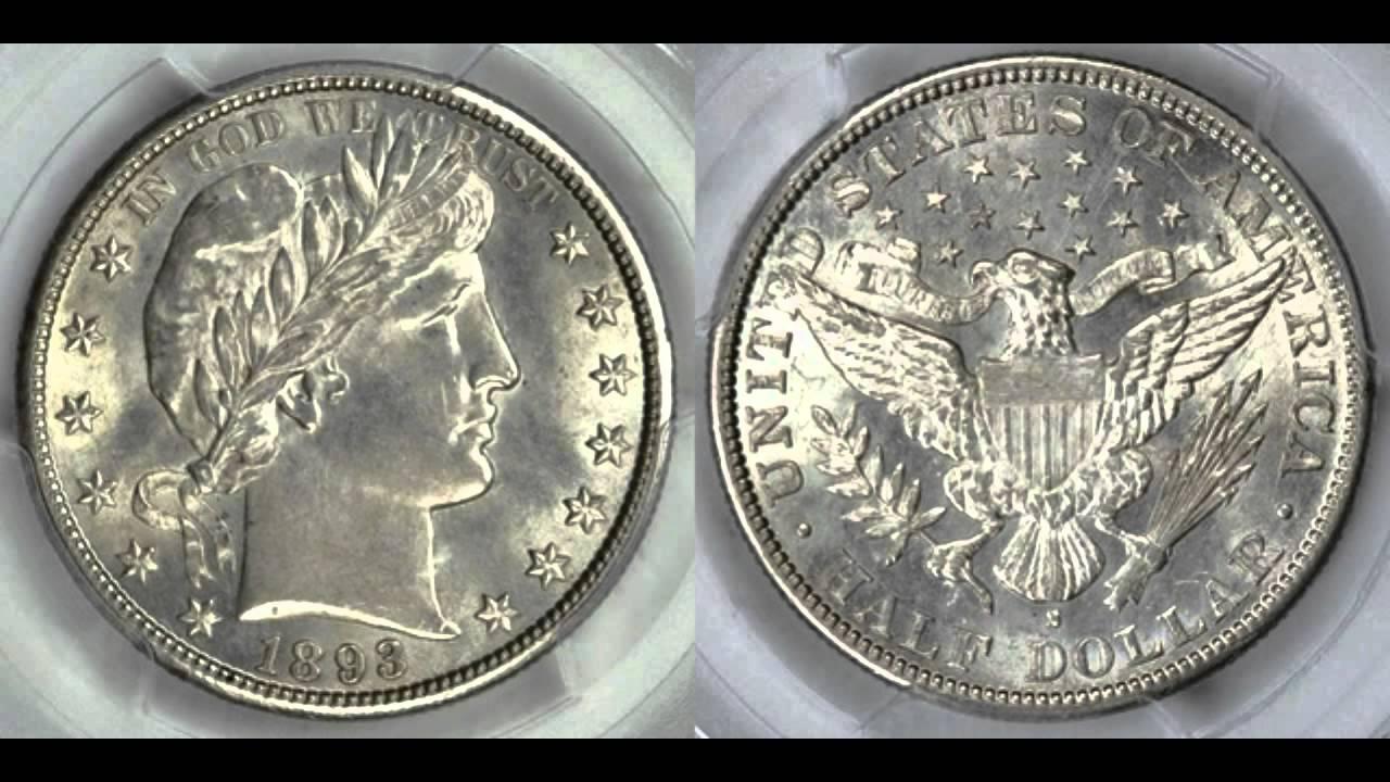 Most Valuable Half Dollars: A List Of Silver Half Dollars