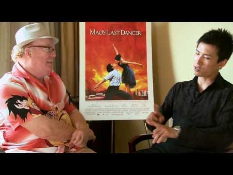 "Chi Cao ""Mao's Last Dancer"" Stephen Holt Show"
