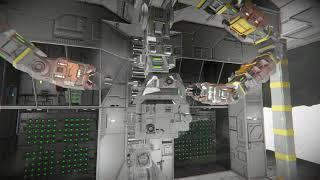 Space Engineers Mech Factory