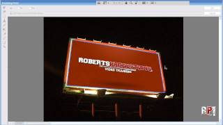 Photoshop CS4: Vanishing Point Tool - CENSORED