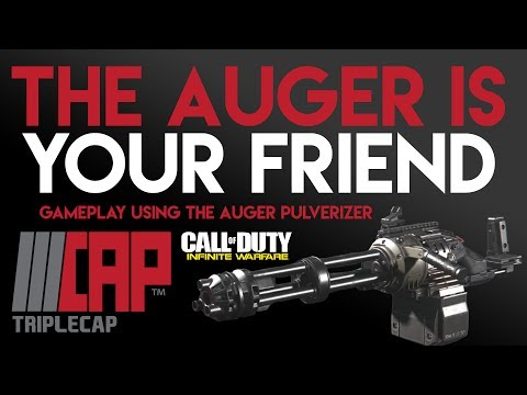 Auger Gameplay in Infinite Warfare