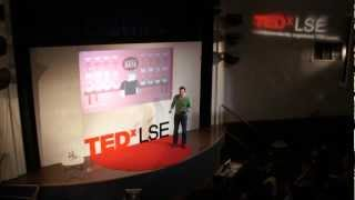 TEDxLSE - Justin Maguire - ID Magazine is Dead... and that