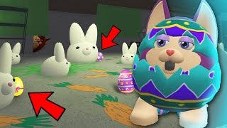TATTLETAIL In ROBLOX! Easter Update + All new Easter Eggs (Roleplay)