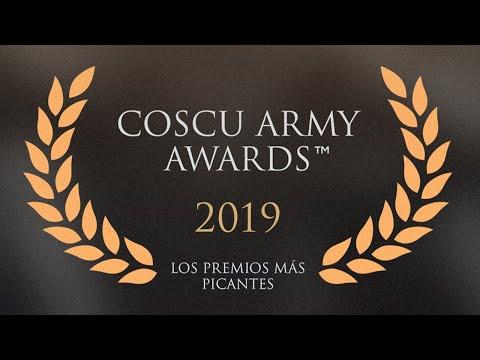 TODO LO QUE NECESITAN SABER DE LOS COSCU ARMY AWARDS 2019