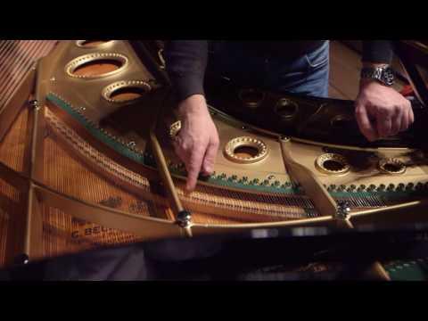 Pierre-Laurent Aimard talks about C. Bechstein at the Wigmore Hall