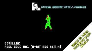 Repeat youtube video Feel Good Inc. (8-Bit NES Remix)