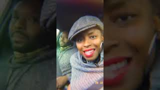 QUEEN 'JAGUAR WRIGHT'  ADDRESSING TASHA K ! & ALICIA KEYS !