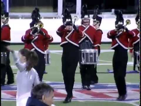 Cheshire High School Marching Band 2014 Out of the Darkness, Into the Light