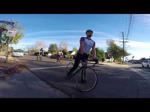 Van Nuys bike ride