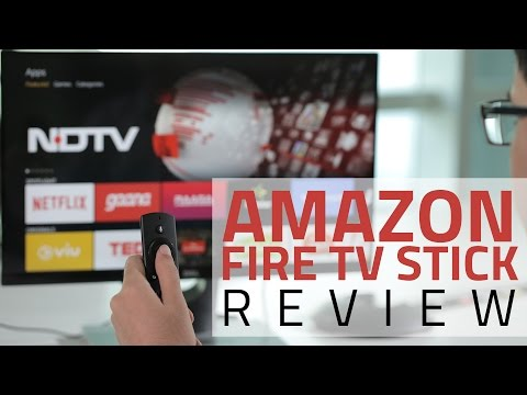 Amazon Fire TV Stick Review | Better Than Chromecast?
