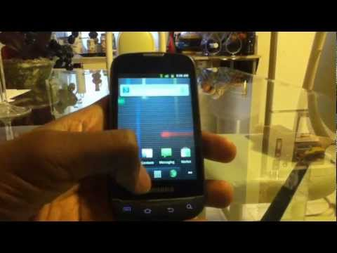 Boost Mobile/Sprint new samsung transform ultra full review