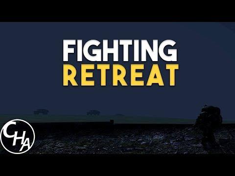 Fighting Retreat — ShackTac Arma 3